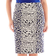 Worthington® Pencil Skirt - Plus