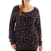 Arizona Tunic Sweater - Plus