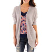 Decree® 3/4-Sleeve Cardigan