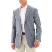 Stafford® Linen-Cotton Sport Coat