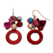 Mixit™ Mixed Berry Cluster Earrings
