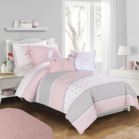 Frank and Lulu Heartwood Forest Comforter Set