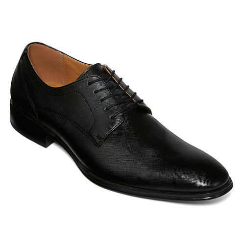 Collection by Michael Strahan Gene Mens Leather Oxford Shoes