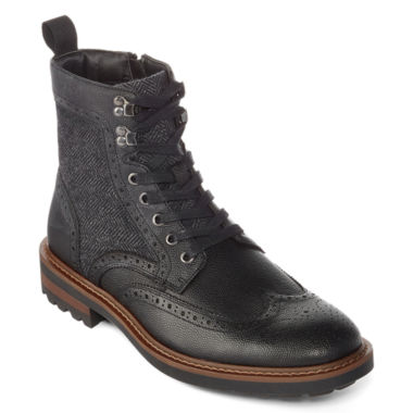 jcpenney.com | Collection by Michael Strahan Horatio Mens Lace-Up Dress Boots