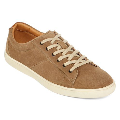 Collection by Michael Strahan Hermosa Mens Leather Sneakers