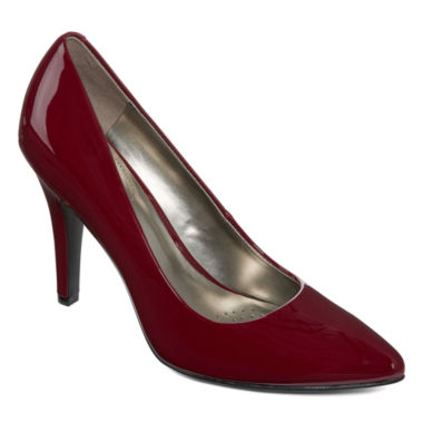 jcpenney.com | Worthington® Beamer Pointed-Toe Pumps - Wide