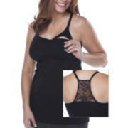 Leading Lady® Racerback Nursing Camisole