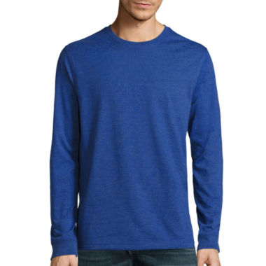 jcpenney.com | St. John's Bay® Long-Sleeve Solid Tee