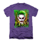 DC Comics® Short-Sleeve The Joker Tee