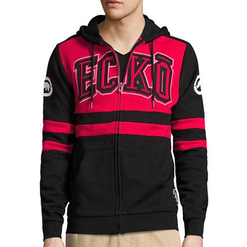 Ecko Unltd.® Long-Sleeve Arch Rival Full-Zip Hoodie
