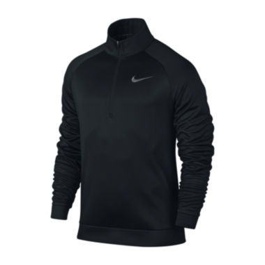 jcpenney.com | Nike® Thermal Long-Sleeve 1/4-Zip Top - Big & Tall