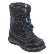 Totes® Layne Boys Cold Weather Boots - Little Kids/Big Kids