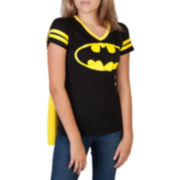 Batman Cape Tee - Juniors