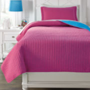 Signature Design by Ashley® Dansby 2-pc. Coverlet Set