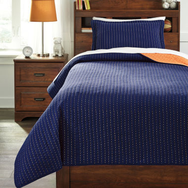 jcpenney.com | Signature Design by Ashley Dansby Coverlet Set