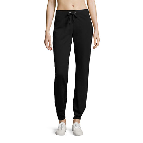 Made for Life™ Relaxed-Fit Elastic Hem Fleece Pants