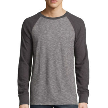 jcpenney.com | Arizona Long-Sleeve Raglan Thermal Shirt