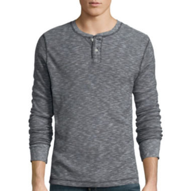 jcpenney.com | Arizona Long-Sleeve Henley Thermal Shirt