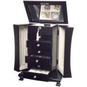 Java Upright Jewelry Box