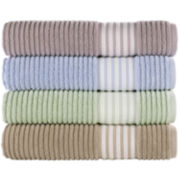 Chevron Decorative Bath Towels