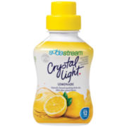 SodaStream™ Crystal Light Lemonade Flavored Drink Mix