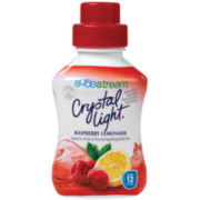 SodaStream™ Crystal Light Raspberry Lemonade Flavored Drink Mix