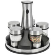 Kalorik Electric Spice & Pepper Mill Set