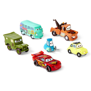 jcpenney.com | Disney Collection Cars 6-pc. Figure Set