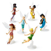 Disney Fairies 6-pc. Figure Set