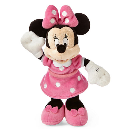 Disney Collection Pink Minnie Mouse Mini Plush