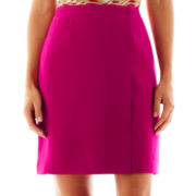 Worthington® Wrap-Front Skirt
