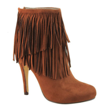 jcpenney.com | Michael Antonio Melvins Fringe Booties