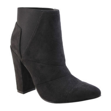 jcpenney.com | Michael Antonio Louis-Sue Chunky-Heel Booties