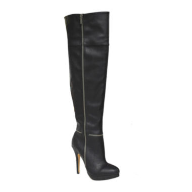 jcpenney.com | Michael Antonio Wynni Womens Over the Knee Boots