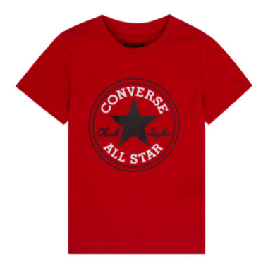jcpenney.com | Converse Short-Sleeve Patch Tee - Preschool Boys 4-7
