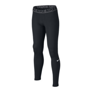 jcpenney.com | Nike® Base Layer Tights - Boys 8-20