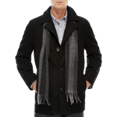 jcpenney.com | Claiborne Wool Peacoat