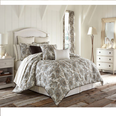 jcpenney.com | Queen Street Piermont 4-pc. Comforter Set
