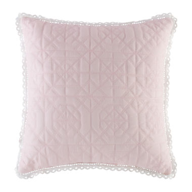 "jcpenney.com | Queen Street Rosalind 18"" Square Decorative Pillow"