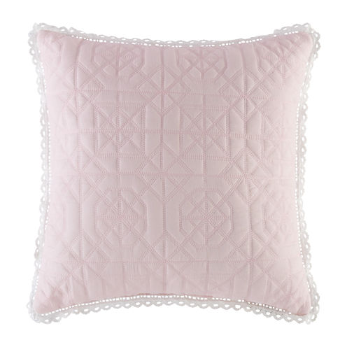 "Queen Street Rosalind 18"" Square Decorative Pillow"