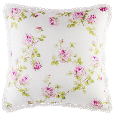 "jcpenney.com | Queen Street Rosalind 20"" Square Decorative Pillow"