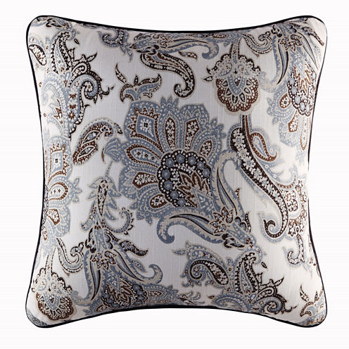 "Queen Street Piermont 20"" Square Decorative Pillow"
