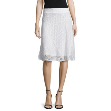 jcpenney.com | Worthington® Wrapped-Seam Skirt