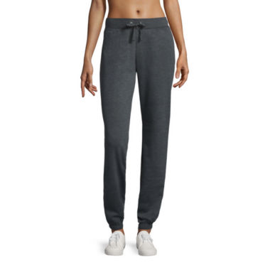 jcpenney.com | Made for Life™ Fleece Cuff Pants - Tall
