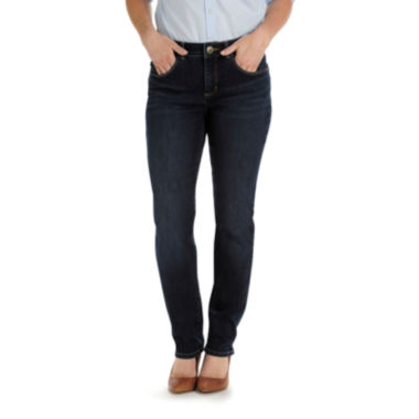 jcpenney.com | Lee® Perfect Fit Straight-Leg Denim Jeans