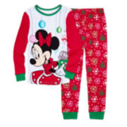 Disney Collection 2-pc. Cotton Pajamas Set - Boys