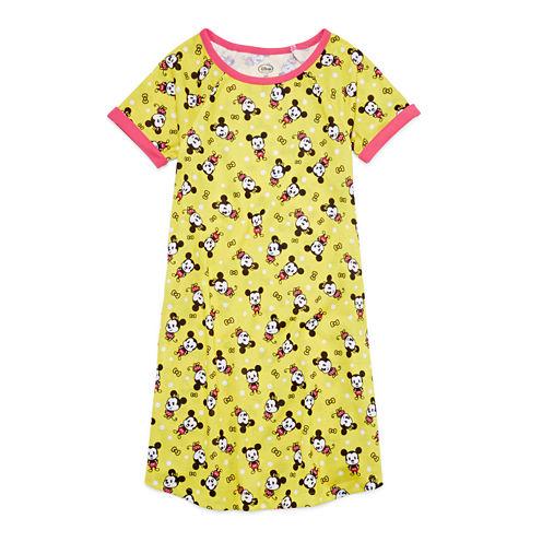 Minnie Mouse Nightshirt - Girls