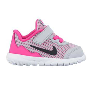 jcpenney.com | Nike® Flex Experience 4 Girls Running Shoes - Toddler