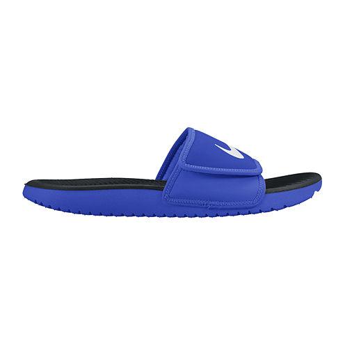 Nike® Kawa Adjustable Boys Slide Sandals – Little Kids/Big Kids