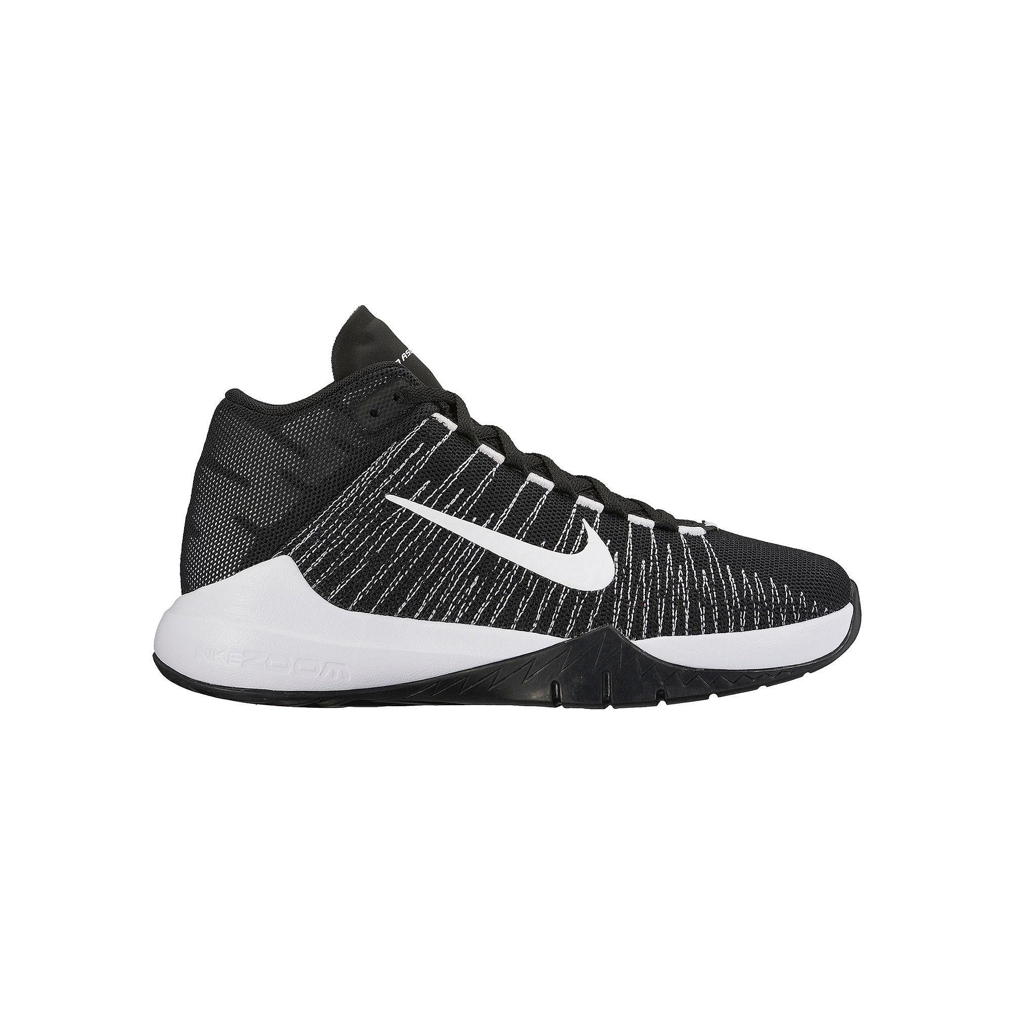 013e0a7e7d67 ... Boy s UPC 886668297903 product image for Nike Zoom Ascention Boys  Basketball Shoes - Big Kids
